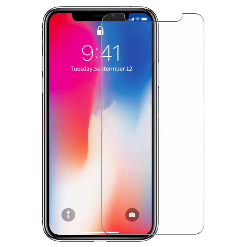 iphone x coque verre