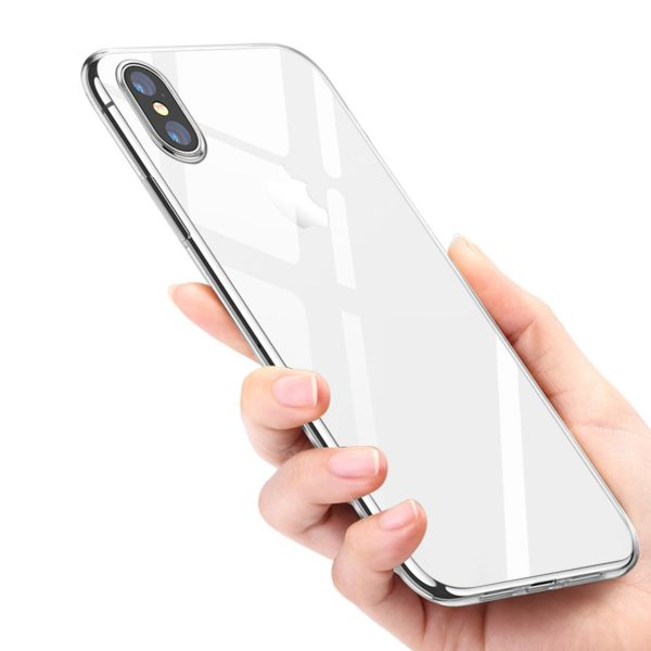 Coque en silicone iPhone X 2