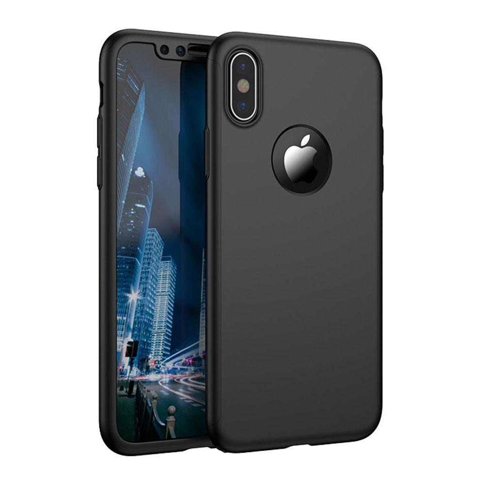 coque iphone xs verre trempe integrale