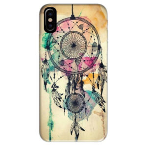 coque-iphone-x-attrape-reve-brun