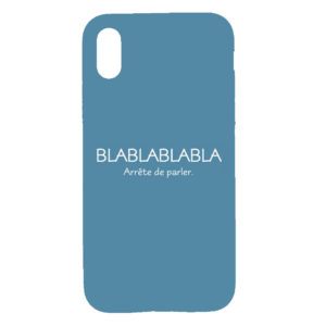 coque-iphone-x-blablabla