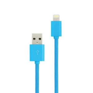 cable-lightning-iphone-bleu