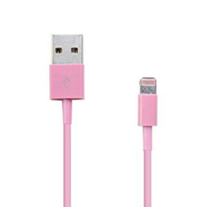 cable-lightning-iphone-rose-clair