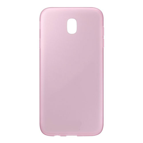 coque-samsung-j3-2017-silicone-0.3-rose