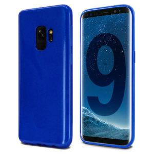 coque-samsung-s9-silicone-bleu-1