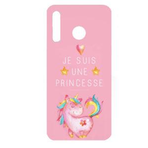 coque-huawei-p30-lite-princesse-licorne