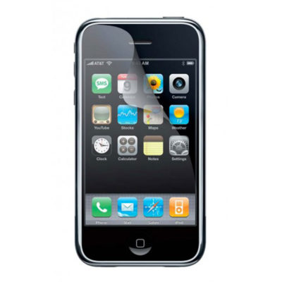 Film de protection iPhone 3G / 3GS